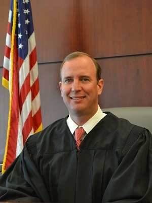 Florida's 7th Judicial Circuit Judge Ray Lee Smith