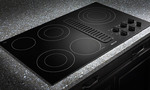 A Consumer Reports test found that the fastest induction cooktop boiled 6 liters of water in 8 minutes, almost twice as fast as gas and electric stoves.