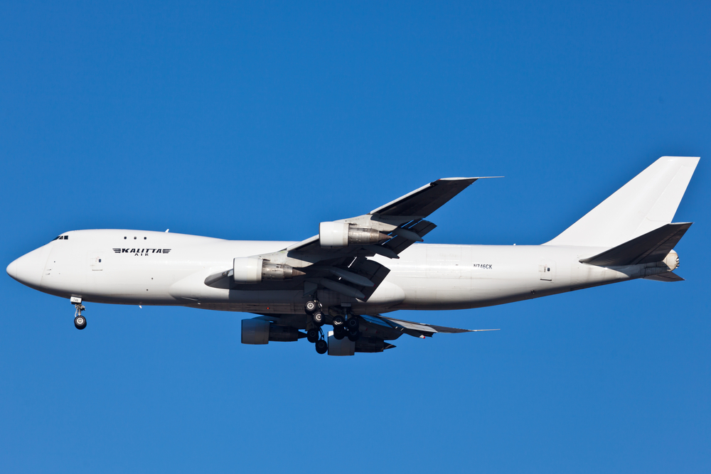 Boeing has delivered 109 passenger and cargo 747-8 airplanes to customers around the world.