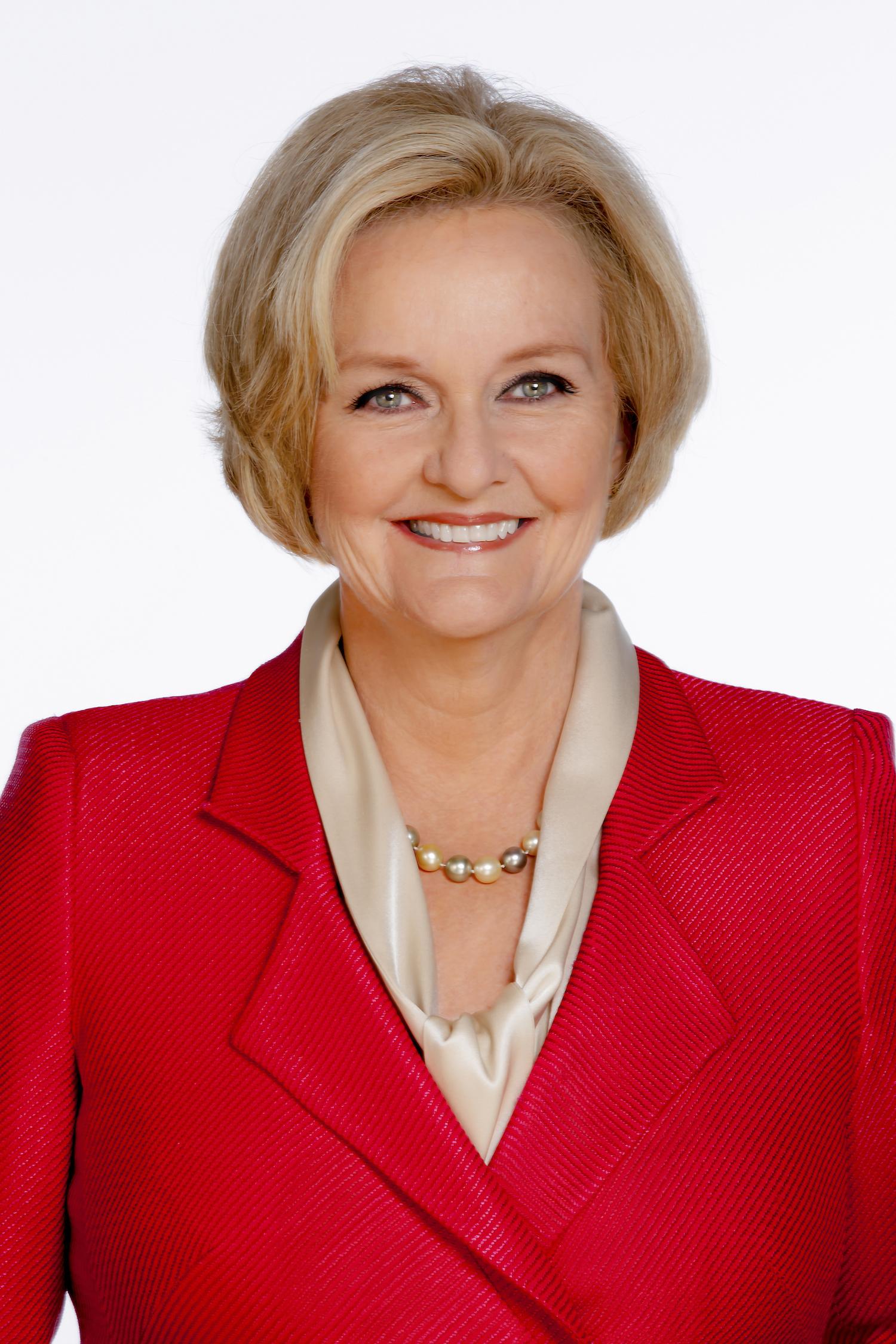 U.S. Sen. Claire McCaskill (D-MO)