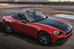 2017 Fiat 124 Spider is a sophisticated convertible with the energy expected.