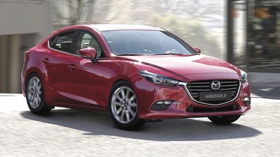 The revised Mazda3 will get some trick features designed to improve its steering accuracy. It's not just about fuel economy in small cars.