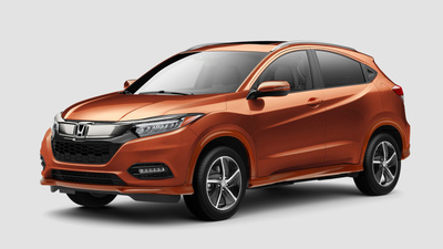 With the 2019 Honda HR-V, you can choose from a wide variety of colors.