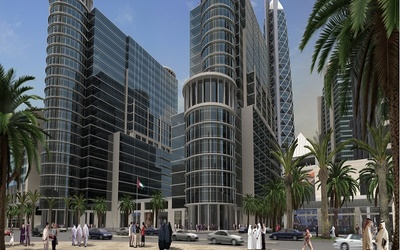 Blayne O'Hara will be working out of Korn Ferry's Dubai office.