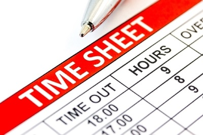 Medium timesheet