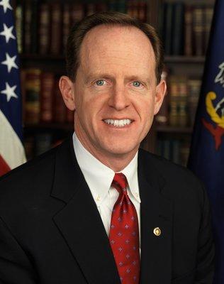 U.S. Sen. Pat Toomey (R-Pa.)