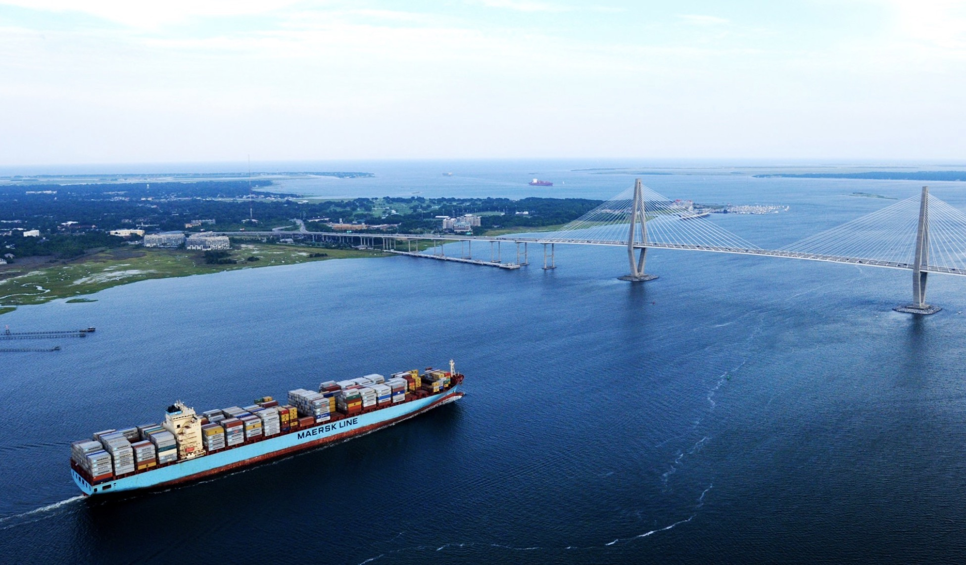 On May 24, 2017, the U.S. Army Corps of Engineers  announced it has allocated $17.5 million for the Charleston Harbor Deepening Project.