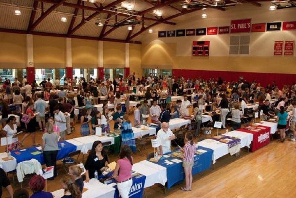 College fair1