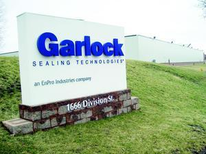 Large garlock