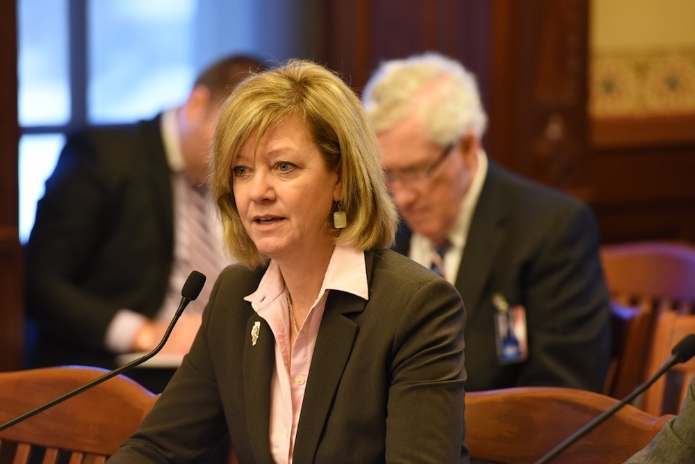 Illinois state Rep. Jeanne Ives (R-Wheaton)