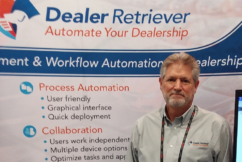 Dave Granato and Dealer Retriever are already working with a dozen dealerships.
