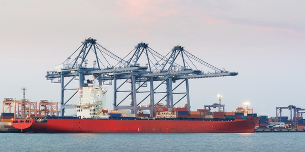 Large cargo ship 04