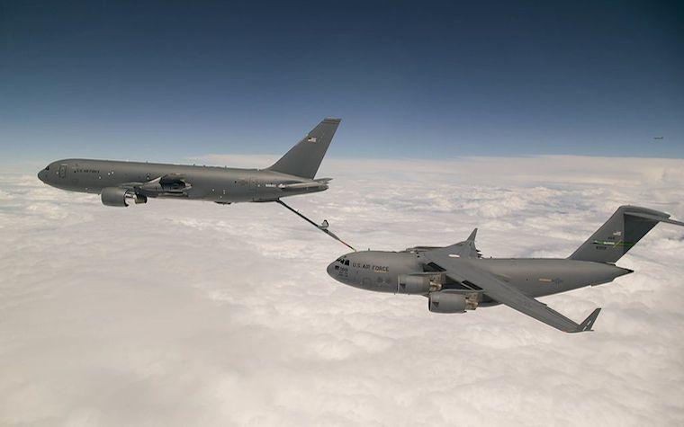 KC-46 Pegasus tanker