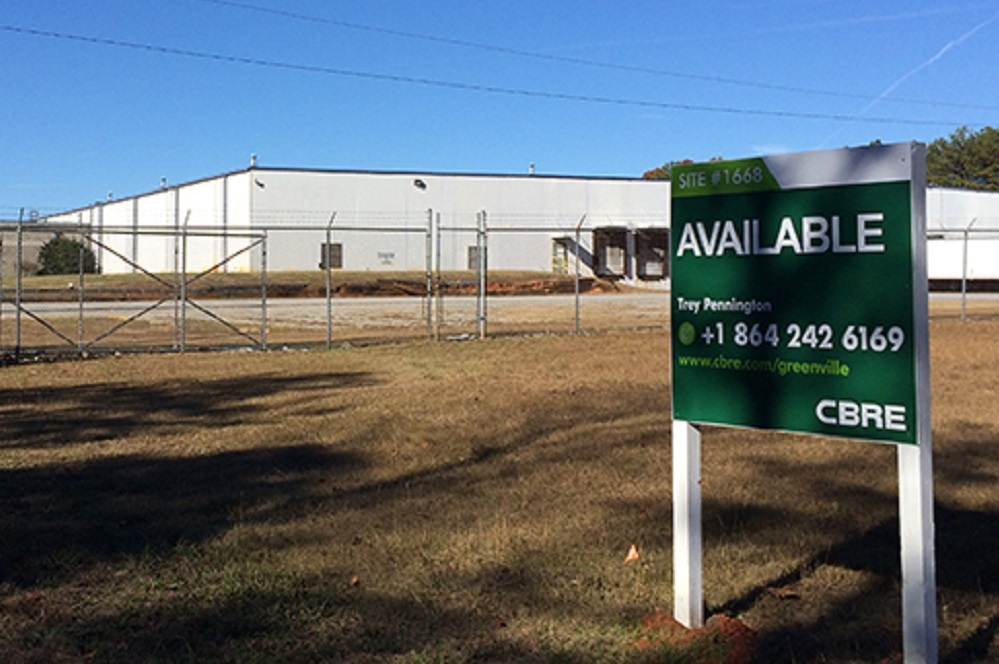The 336,667-square-foot facility is on 40 acres of land at 5950 North Main St.