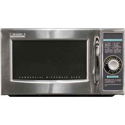 Sharp R-21LCFS microwave