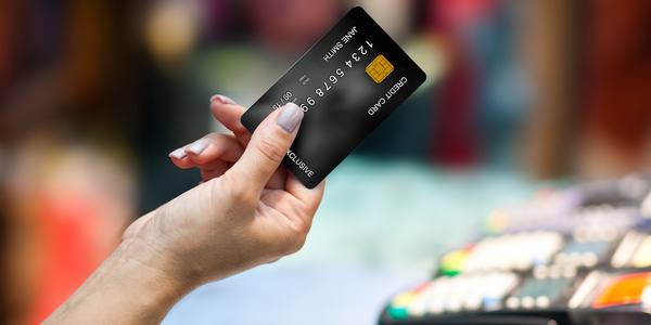 Large credit card tech