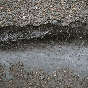 Medium asphalt