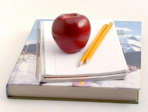 Medium schoolbooks
