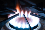 Gas ranges are still a popular choice for cooking, and are reliable if kept clean and dry.