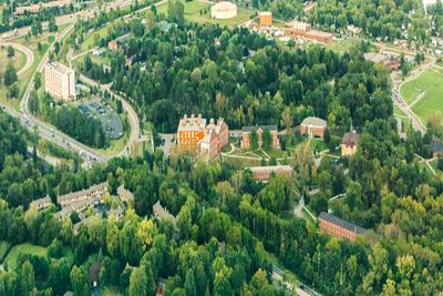 Judson University aerial