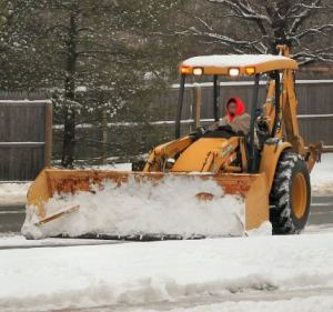 McCullom Lake board met, discussed snow plowing and construction bids.