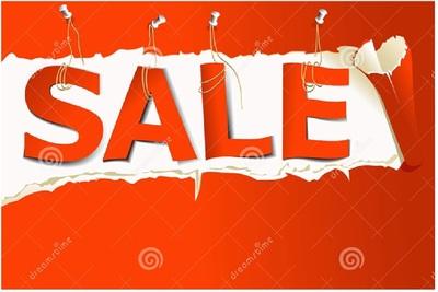Medium sale