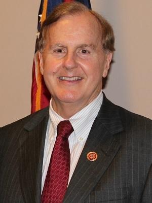Republican U.S. House Rep. Robert Pittenger (R - North Carolina)