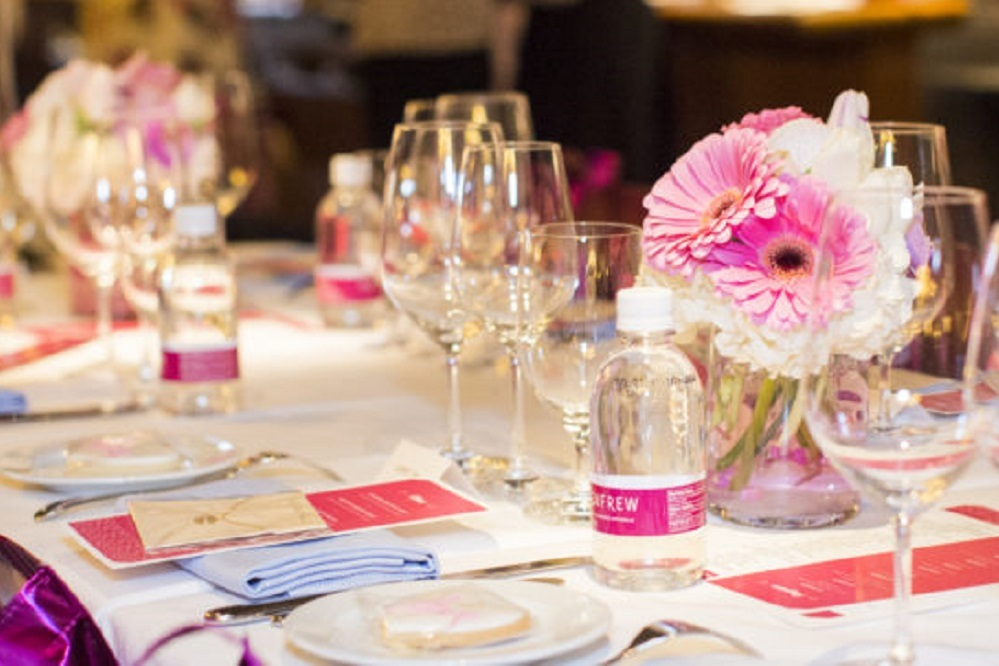 The 10th annual In The Pink Health Luncheon will be held Oct. 20.