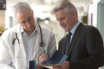 Researchers don't believe doctors are being bought in the traditional sense, but that they may be swayed by simple human interaction.