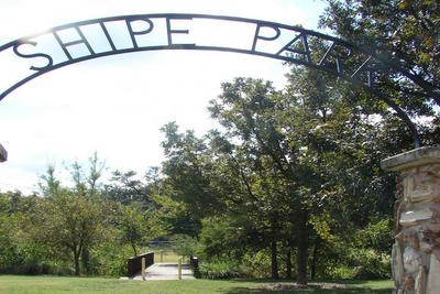 Shipe Park gives Hyde Park residents plenty of space to enjoy the outdoors.