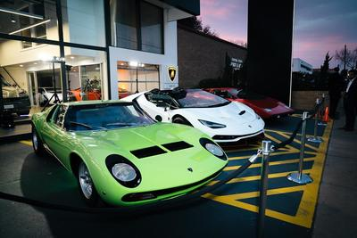Austin's new Lamborghini dealership brings the luxury car brand to a new market.