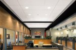 Several Austin retailers carry acoustical ceiling tiles and many other construction supplies to absorb sound and soften excess noise.