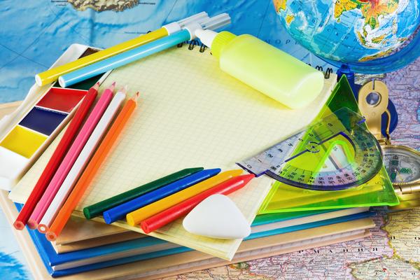 School Supply List: St. Aloysius Gonzaga School, First Grade