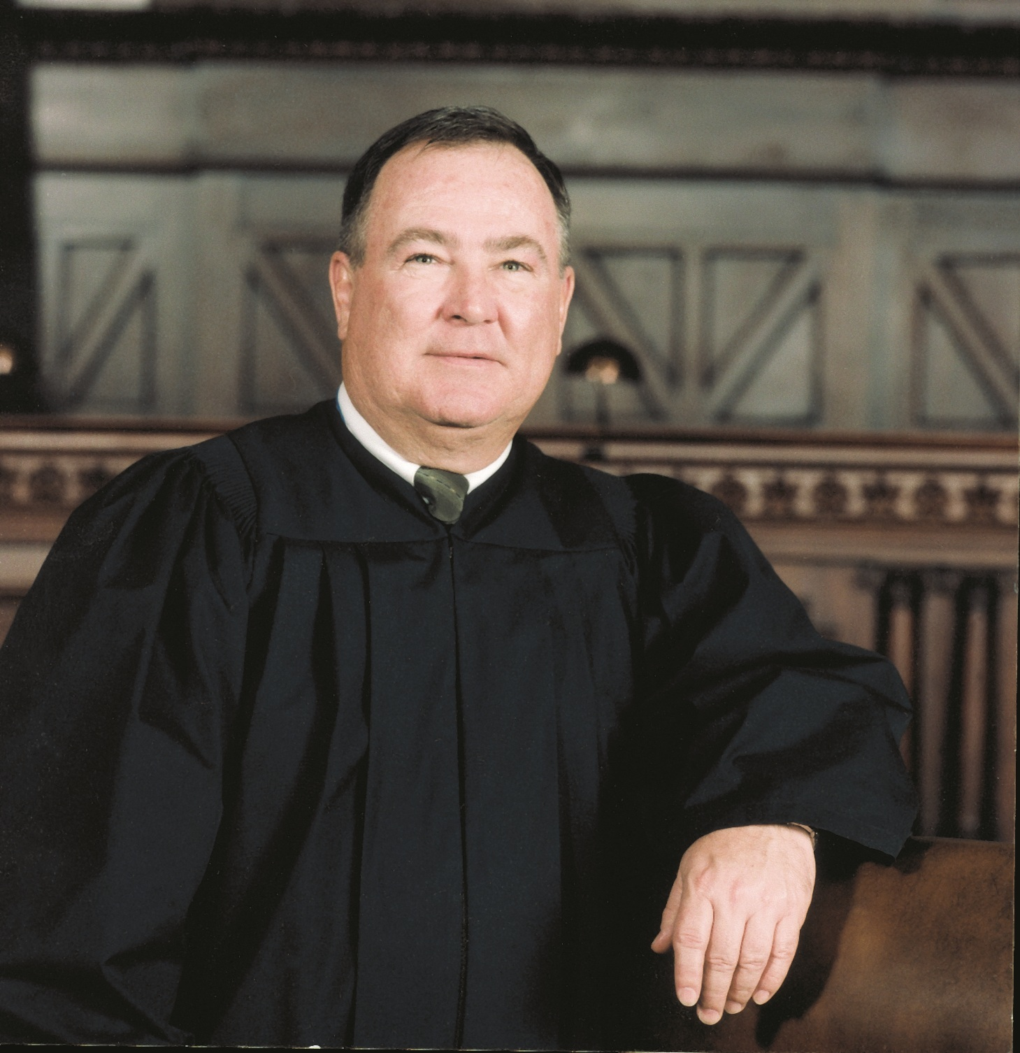 Commonwealth court judge bernard l. mcginley