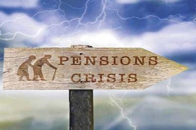 Medium pensioncrisis