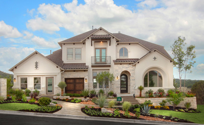 Cimarron Hills includes homes from the $300s to more than $1.5 million.