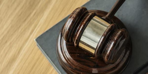 Large justicegavel