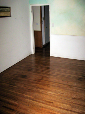 Hardwoods are beautiful, and finishing them need not hurt the environment.