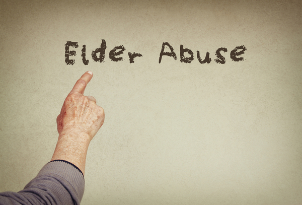 Large elder abuse
