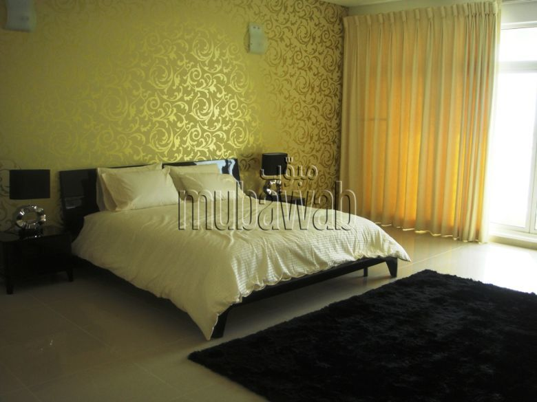 One of four bedrooms in an available apartment in Zawia