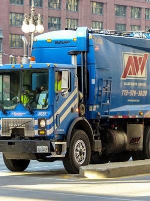 African-American owners of trash hauling biz say city