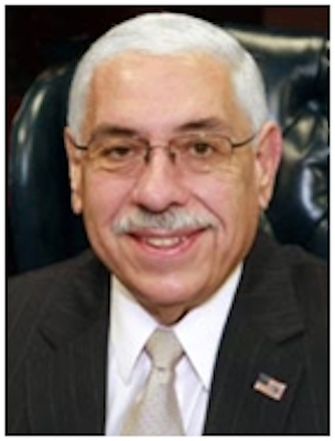 Cook County Assessor Jeff Barrios