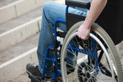 Medium wheelchair