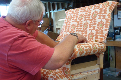 Taking care of furniture upholstery can delay the eventual replacement costs.