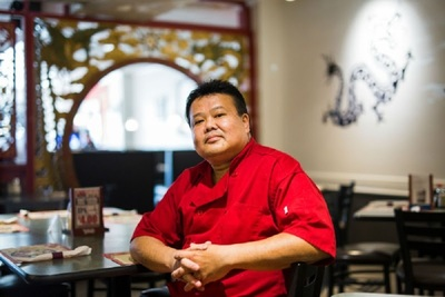 New China Restaurant owner William Gee
