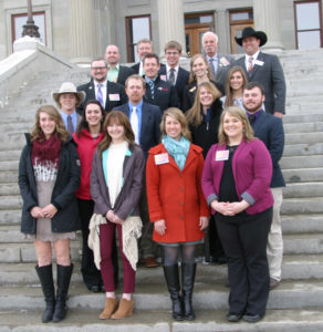 Young farmers and ranchers converge on Montana's state capitol