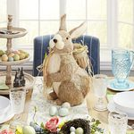 Naturally Chubby Bunny by Pier 1 Imports: $69.95