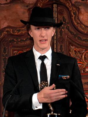 Filmmaker Matt Leslie