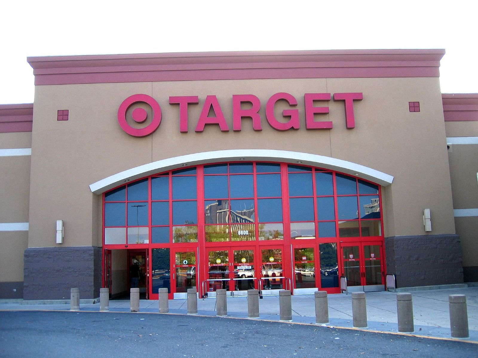 Target's two stores on Chicago's South Side have $750,000 property tax bills.