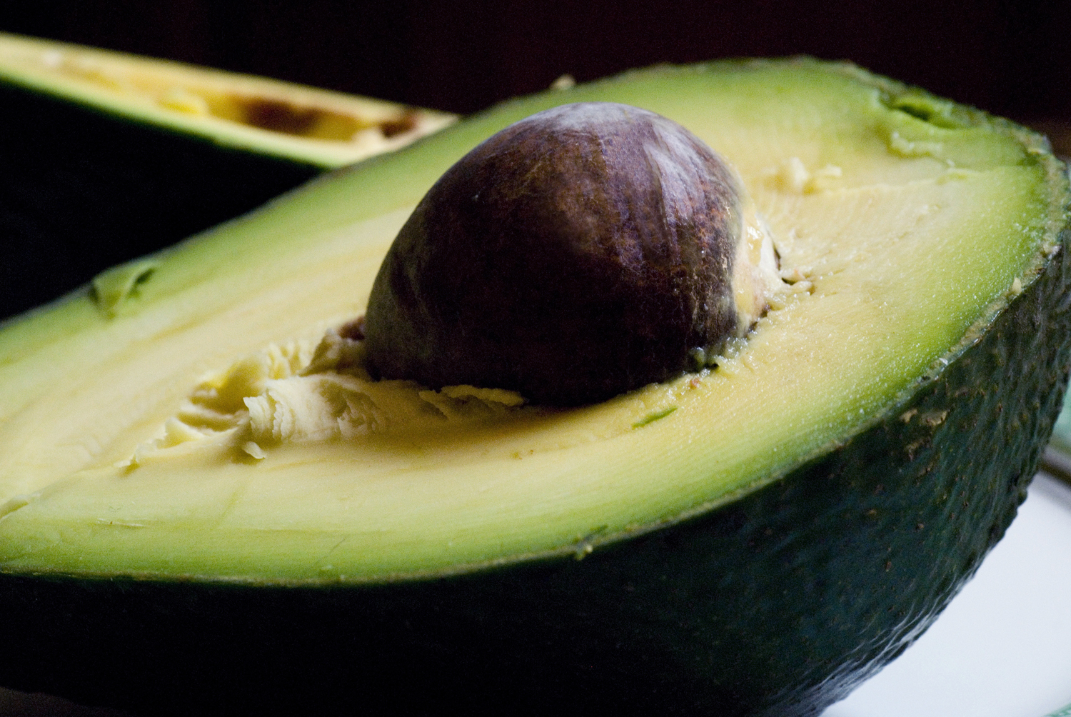 Avocados are a favorite among foods imported from Mexico.